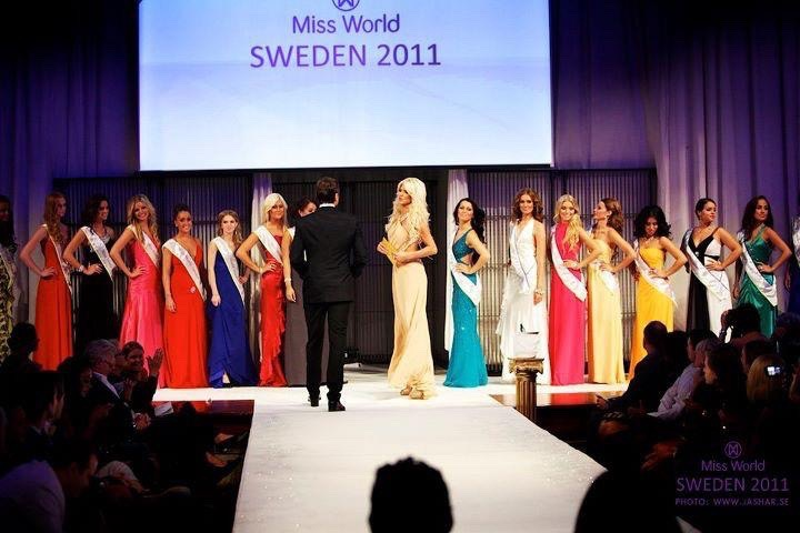 Miss World sweden